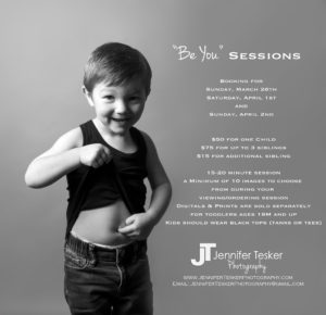 Be You Sessions JTP