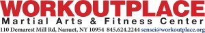 The Workout Place Logo