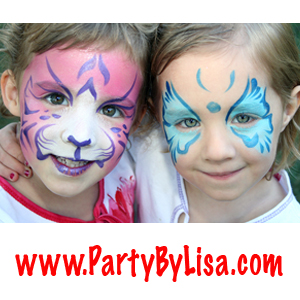 Parties By Lisa Logo