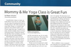 Little Shanti Article