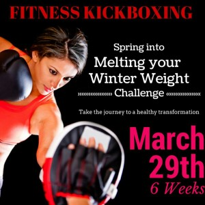 March Challenge FItness Kickboxing