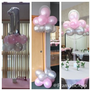 AMS Balloons Review Pink Collage