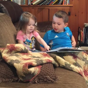 Kids Read Together