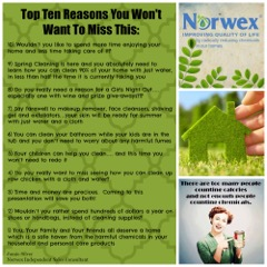Norwex Top Ten